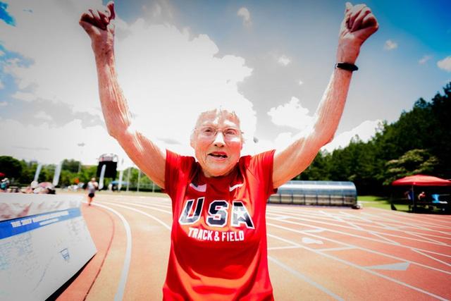 5 bài học cuộc sống từ cụ bà 101 tuổi phá kỷ lục thế giới: chạy 100m chỉ mất 40.12 giây - Ảnh 5.