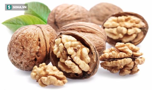 Các loại hạt giúp tăng cường chất xơ trong chế độ ăn