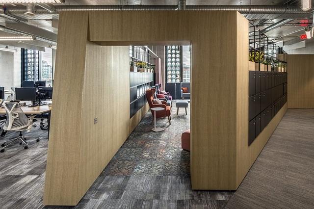 Văn phòng mới siêu đẹp của Adobe sẽ khiến KH muốn được làm việc ở đấy dù chỉ 1 lần - Ảnh 5.
