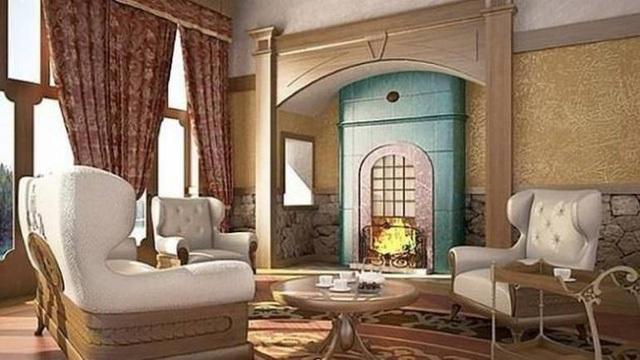 Cận cảnh nơi nghỉ dưỡng đẹp như thiên đường chưa từng được tiết lộ của Tổng thống Nga Putin - Ảnh 5.