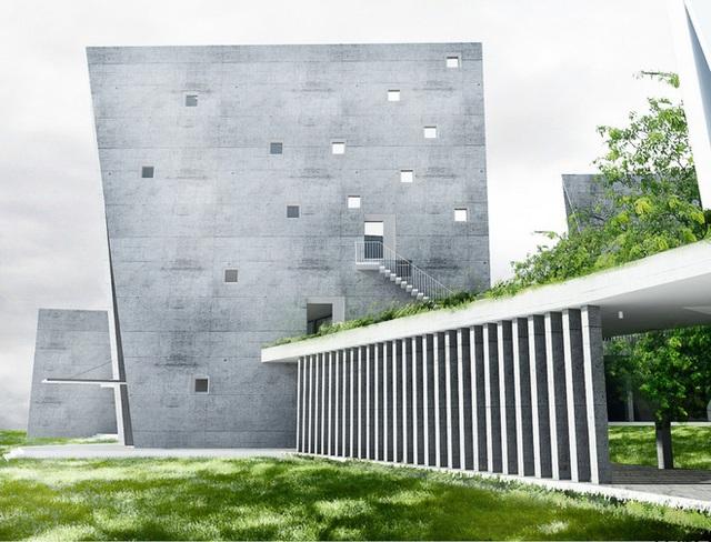 Đừng tưởng Apple xây văn phòng hình chữ O mà khen, Viettel cũng đang xây văn phòng hình chữ V! - Ảnh 5.