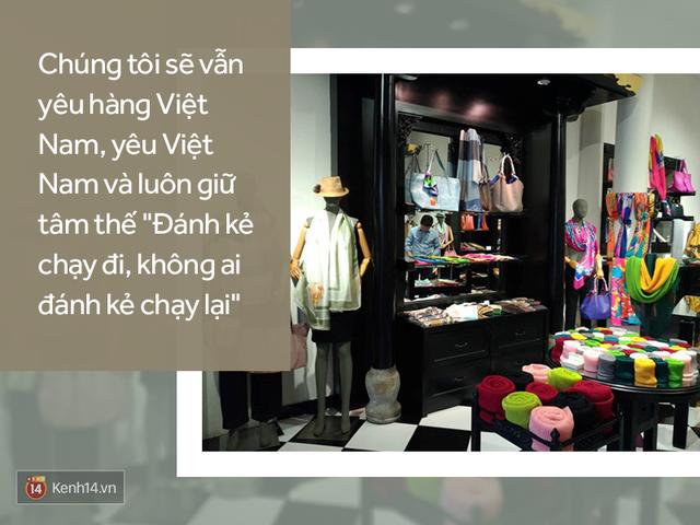 """Người Việt ở nước ngoài nói về """"lụa Tàu"""" Khaisilk: Niềm tin và sự tự hào về một thương hiệu lụa do người Việt làm ra đã sụp đổ sau một đêm - Ảnh 5."""
