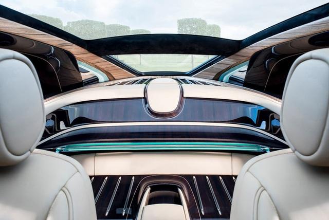 Chiếc xe Rolls-Royce Sweptail đắt giá nhất lịch sử nhân loại được làm cho một nhà sưu tầm bí ẩn có gì đặc biệt? - Ảnh 6.