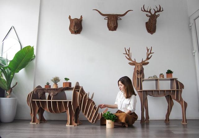 Những sản phẩm bằng gỗ nhận được sự yêu thích của người trẻ