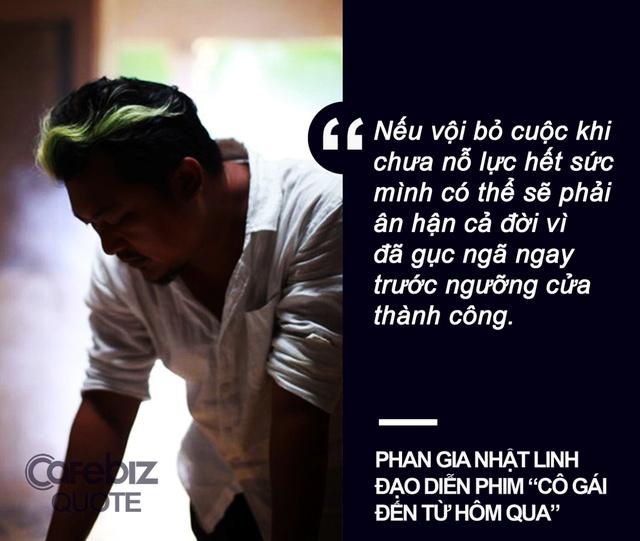 """Tốt nghiệp đạo diễn Hollywood, trở về nước rồi thất bại cay đắng - Hành trình theo đuổi đam mê đầy cảm hứng của Phan Xine: Người đứng sau thành công của """"Cô gái đến từ hôm qua"""" - Ảnh 4."""
