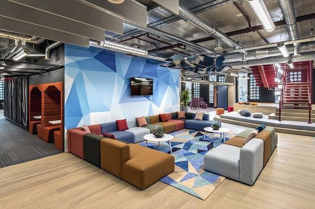 Văn phòng mới siêu đẹp của Adobe sẽ khiến KH muốn được làm việc ở đấy dù chỉ 1 lần - Ảnh 6.