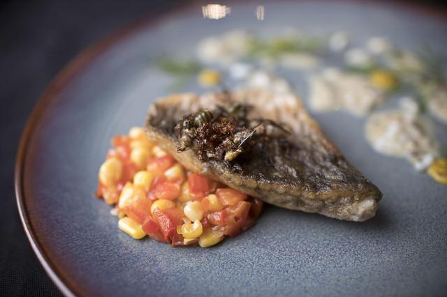 Đầu bếp Thái Lan biến côn trùng thành đồ ăn cao cấp - Ảnh 6.