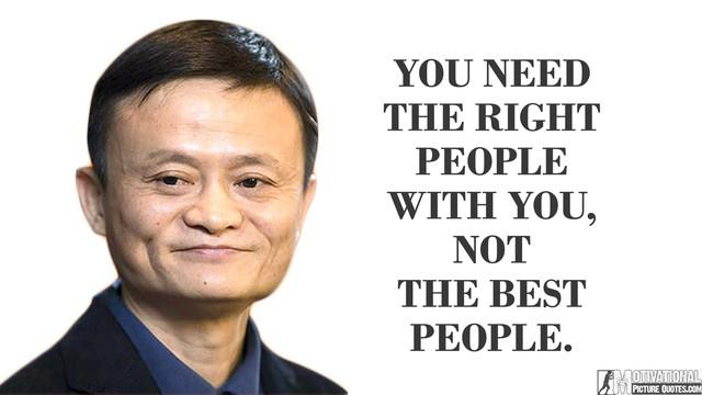 """""""Đừng chọn những người giỏi nhất, hãy tuyển những người phù hợp nhất"""""""