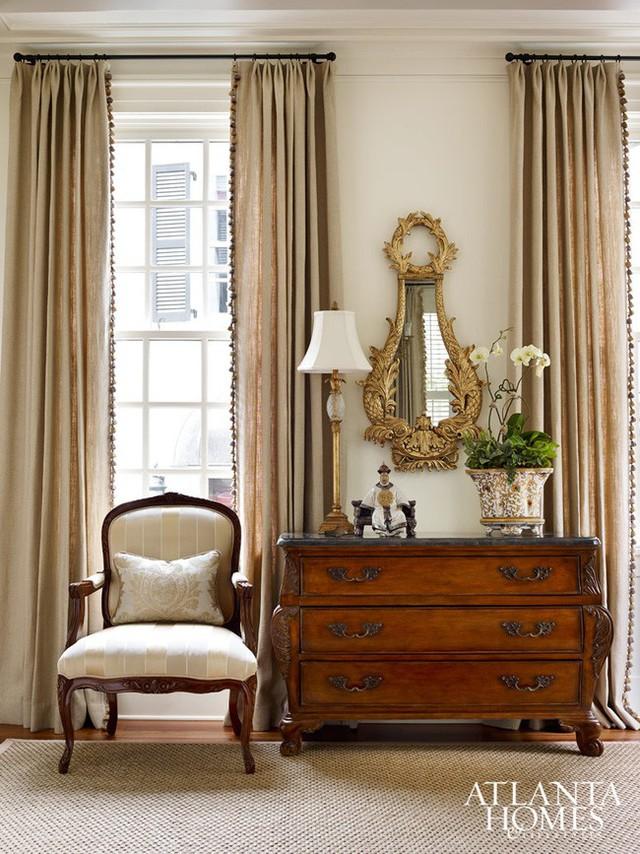 Ngôi nhà với phong cách cổ điển nhưng đầy sức quyến rũ ở mọi chi tiết dù là nhỏ nhất - Ảnh 6.