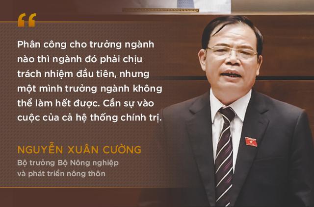 Những phát ngôn ấn tượng nhất trong phiên chất vấn đầu tiên của Bộ trưởng Nguyễn Xuân Cường - Ảnh 7.