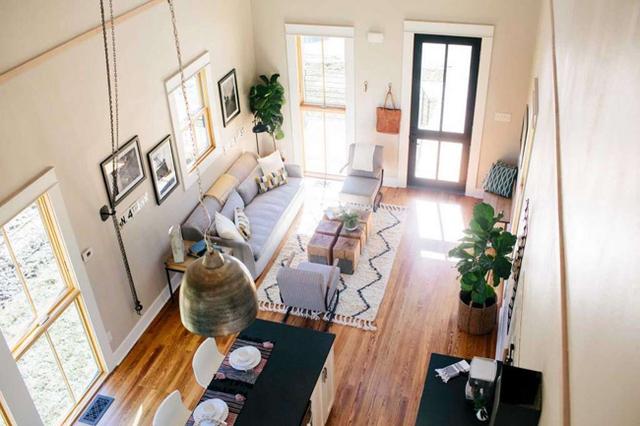 Căn nhà bỏ hoang chẳng ai muốn mua, cải tạo lại đẹp như biệt thự giá bán tăng gấp 34 lần - Ảnh 6.