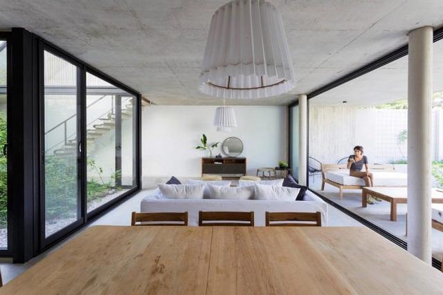 Thiết kế ấn tượng các khu vườn trên mái tạo nên kiến trúc của ngôi nhà rất độc đáo - Ảnh 7.