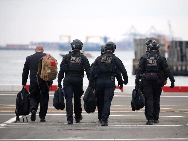 Lực lượng mật vụ bảo vệ Tổng thống Trump như thế nào? - Ảnh 7.