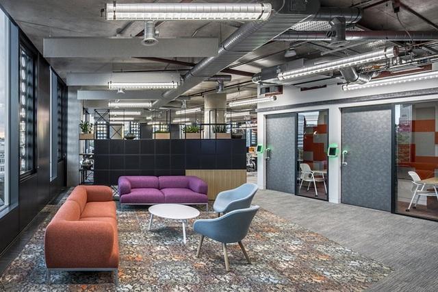 Văn phòng mới siêu đẹp của Adobe sẽ khiến KH muốn được làm việc ở đấy dù chỉ 1 lần - Ảnh 7.