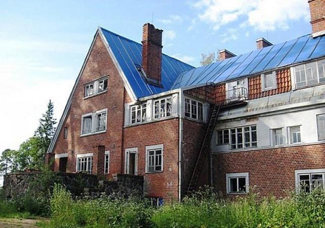 Cận cảnh nơi nghỉ dưỡng đẹp như thiên đường chưa từng được tiết lộ của Tổng thống Nga Putin - Ảnh 7.