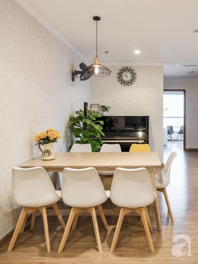 Không gian mơ ước trong căn hộ 143m² có chi phí 310 triệu đồng của gia đình 7 người ở Hà Nội - Ảnh 7.