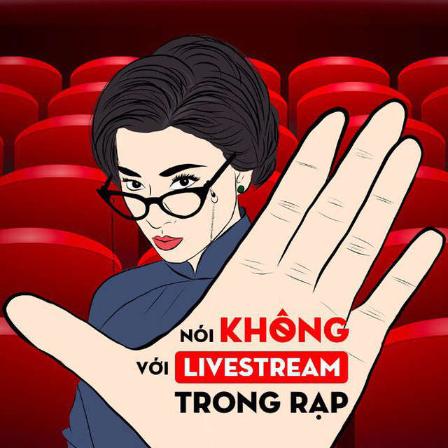 Ngô Thanh Vân quyết không nhân nhượng, mời công an vào cuộc xử lý hành vi livestream lậu phim Cô Ba Sài Gòn - Ảnh 7.