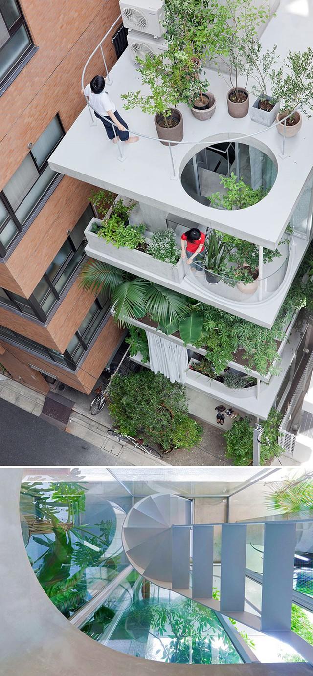 Thiết kế của House & Garden tại Tokyo này là minh chứng cho thấy sự sáng tạo là vô tận.