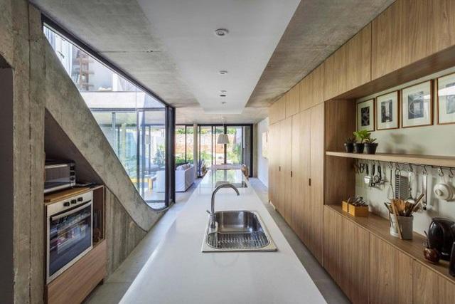 Thiết kế ấn tượng các khu vườn trên mái tạo nên kiến trúc của ngôi nhà rất độc đáo - Ảnh 8.