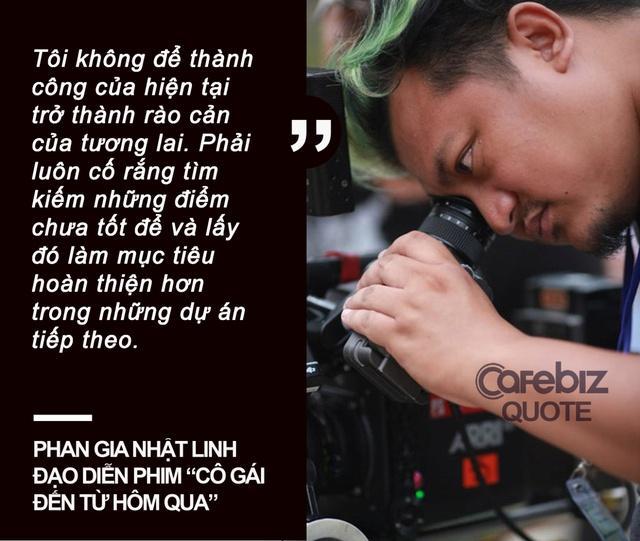 """Tốt nghiệp đạo diễn Hollywood, trở về nước rồi thất bại cay đắng - Hành trình theo đuổi đam mê đầy cảm hứng của Phan Xine: Người đứng sau thành công của """"Cô gái đến từ hôm qua"""" - Ảnh 6."""