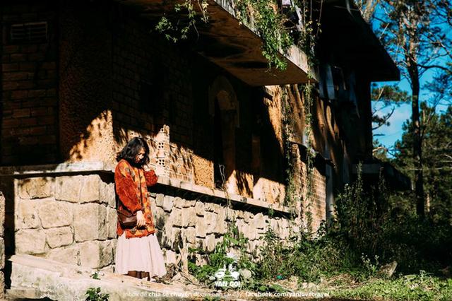 5 công trình bị bỏ hoang tại Việt Nam, muốn có những bức ảnh kì bí hết cả hồn thì nhất định phải đến! - Ảnh 8.