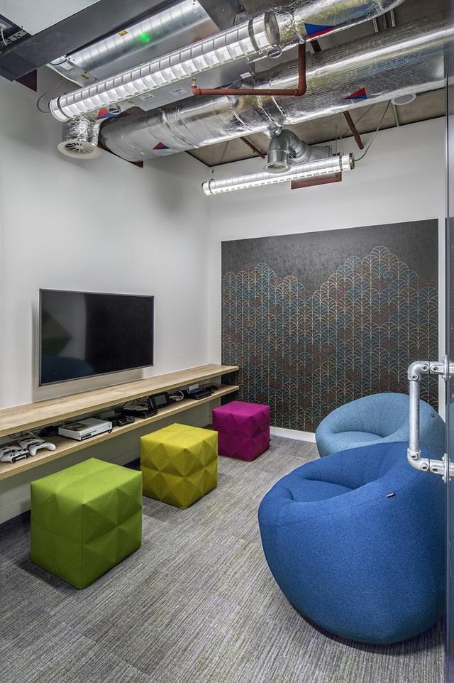 Văn phòng mới siêu đẹp của Adobe sẽ khiến KH muốn được làm việc ở đấy dù chỉ 1 lần - Ảnh 8.