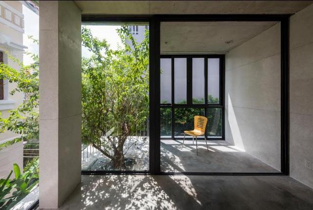 Báo Mỹ ngỡ ngàng với ngôi nhà tràn ngập cây xanh tuyệt đẹp giữa lòng Sài Gòn - ảnh 9