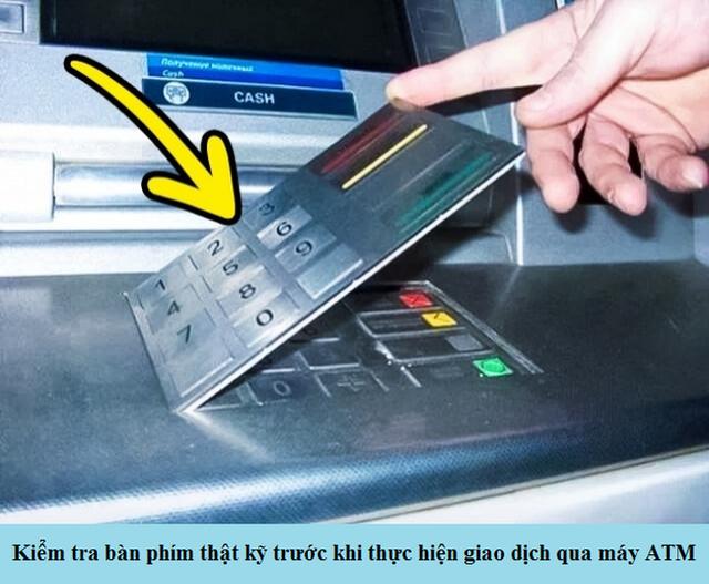 """Những bí mật về thẻ ngân hàng mà không phải ai cũng biết, số 7 giúp """"đừng để tiền rơi"""" - Ảnh 8."""