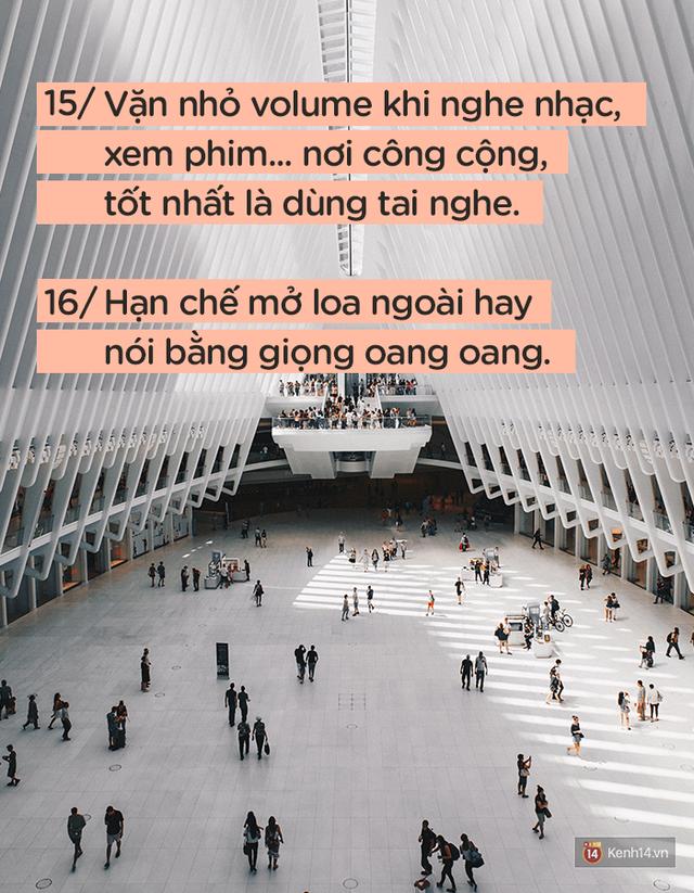 Để được người khác yêu quý và tôn trọng không khó, nếu bạn luôn nhớ 24 quy tắc ứng xử cơ bản này - Ảnh 8.
