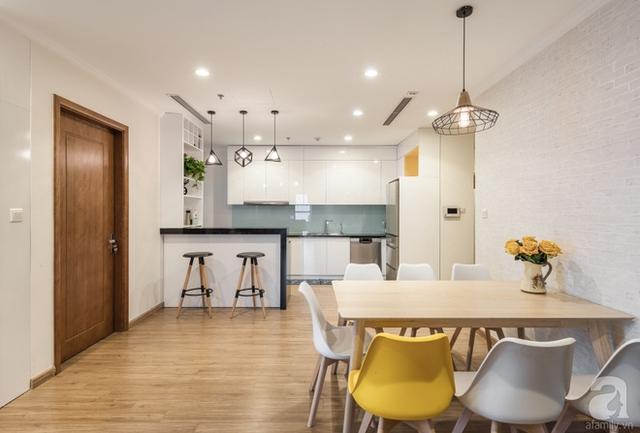 Không gian mơ ước trong căn hộ 143m² có chi phí 310 triệu đồng của gia đình 7 người ở Hà Nội - Ảnh 8.