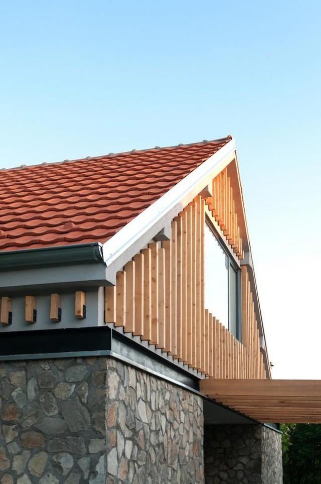 Cải tạo nhà cấp 4 cũ kĩ, hoang tàn thành ngôi nhà đẹp bình yên và thơ mộng - Ảnh 8.