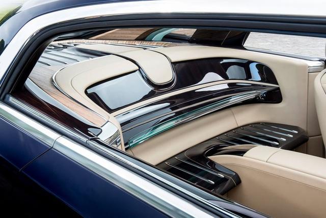 Chiếc xe Rolls-Royce Sweptail đắt giá nhất lịch sử nhân loại được làm cho một nhà sưu tầm bí ẩn có gì đặc biệt? - Ảnh 9.