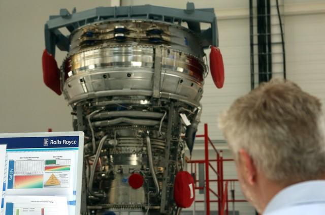 Hiện tại, Trent XWB đang là một trong những động cơ phản lực tiết kiệm nhiên liệu và gây ra ít tiếng ồn nhất. Ảnh: Getty