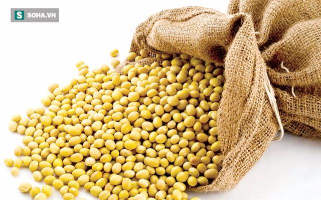 Đậu nành giúp giảm cholesterol và các loại chất béo bão hòa