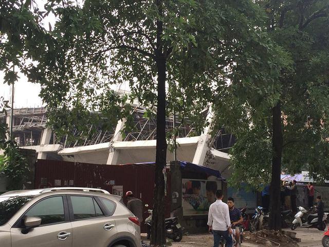 Hà Nội: Trường Mầm non đổ sập trong đêm - Ảnh 8.