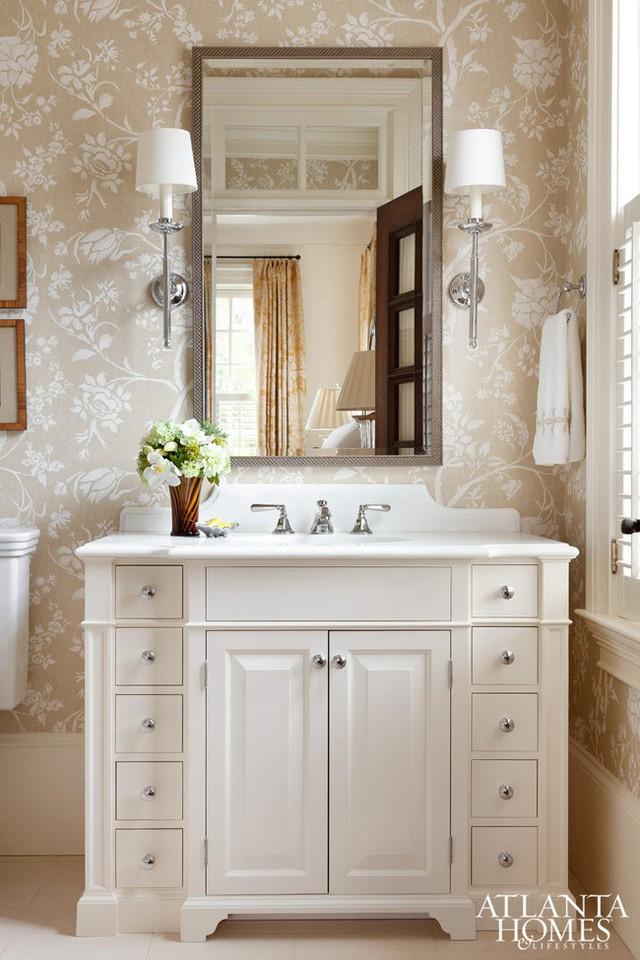 Ngôi nhà với phong cách cổ điển nhưng đầy sức quyến rũ ở mọi chi tiết dù là nhỏ nhất - Ảnh 9.