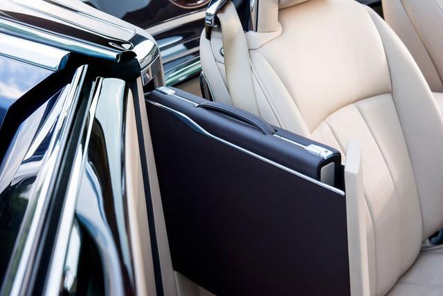 Chiếc xe Rolls-Royce Sweptail đắt giá nhất lịch sử nhân loại được làm cho một nhà sưu tầm bí ẩn có gì đặc biệt? - Ảnh 10.