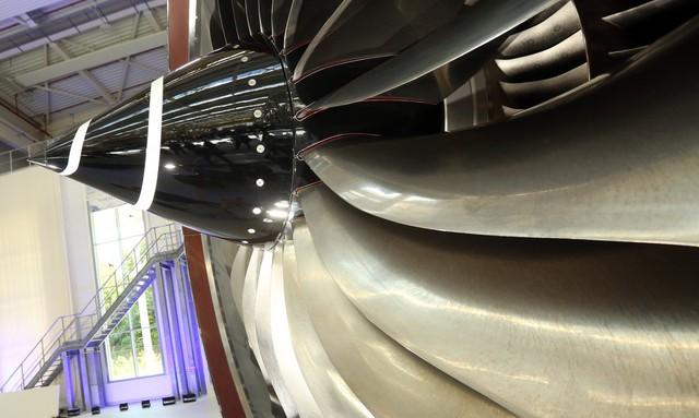 Công nghệ mới giúp những chiếc động cơ trở thành chìa khóa để giảm thiểu giá thành của những chuyến bay và ít gây ô nhiễm môi trường. Ảnh: Getty