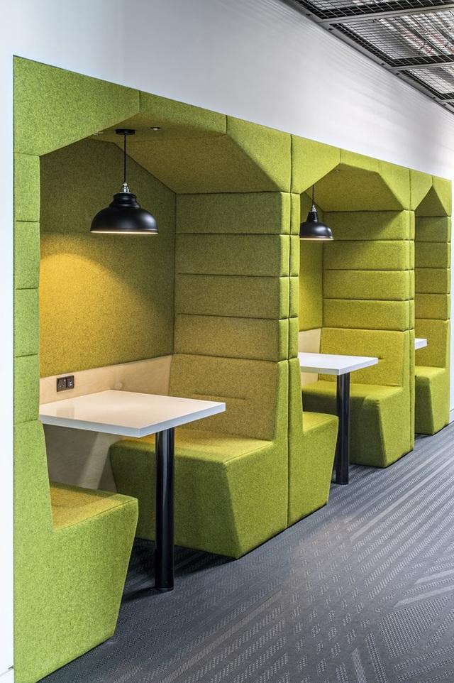 Văn phòng mới siêu đẹp của Adobe sẽ khiến KH muốn được làm việc ở đấy dù chỉ 1 lần - Ảnh 10.