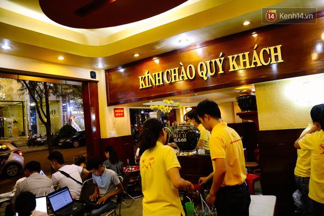 Quán cafe ở Sài Gòn mà Thủ tướng Canada ghé uống: Ông và người ngồi cùng bàn đều uống cafe sữa pha phin và khen ngon - Ảnh 10.