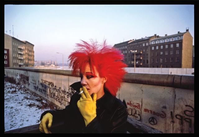 Một người trẻ tuổi ở Berlin, năm 1982