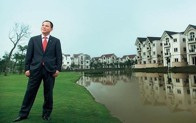 Cùng với tỷ phú Phạm Nhật Vượng, đây là 4 doanh nhân đang kiến tạo nên diện mạo kinh tế Việt Nam trong tương lai! - Ảnh 1.