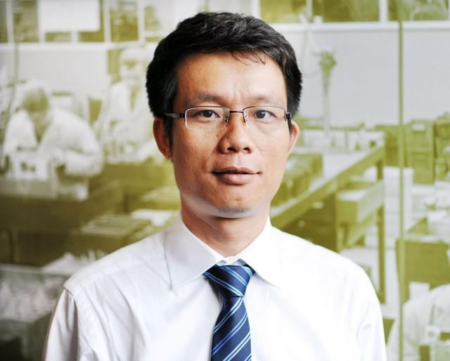 Ông Trần Nguyên Vũ – Giám đốc quốc gia các nhóm giải pháp phần mềm IBM Việt Nam. Ảnh: ICTNews.