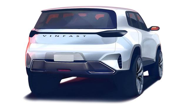Cận cảnh 20 mẫu xe VINFAST được thiết kế riêng bởi 4 studio lừng danh thế giới: Lấy cảm hứng từ con người Việt, đẹp không thua Tesla, Audi, BMW... - Ảnh 1.