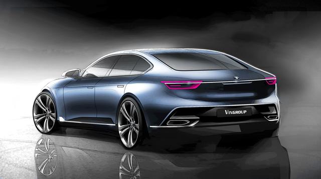 Cận cảnh 20 mẫu xe VINFAST được thiết kế riêng bởi 4 studio lừng danh thế giới: Lấy cảm hứng từ con người Việt, đẹp không thua Tesla, Audi, BMW... - Ảnh 22.