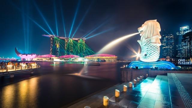 Muốn định vị thương hiệu mang tính khu vực nên lựa chọn lập công ty ở Singapore.