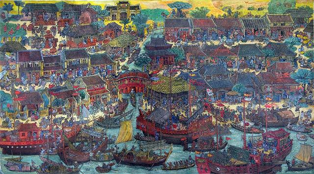 [A Tùng] Kho báu du lịch Hội An của Quảng Nam từng là thương cảng sầm uất bậc nhất châu Á như thế nào? - Ảnh 1.