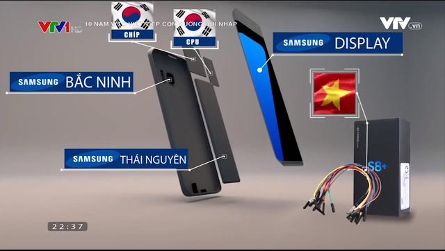 Chiếc điện thoại Samsung Made in Vietnam: DN Việt chỉ làm nổi vỏ hộp và dây nối, toàn bộ 5 bộ phận cốt lõi đều do FDI làm - Ảnh 3.