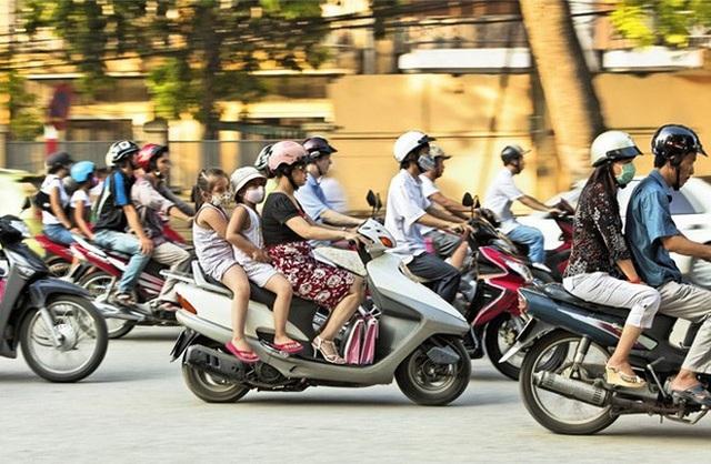 Việt Nam: Một cường quốc xe máy hay là một cường quốc ô nhiễm vì xe máy ? - Ảnh 1.