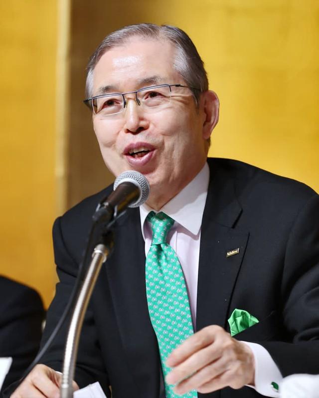 Doanh nhân kiên nhẫn nhất Nhật Bản: Năm nào cũng viết thư hỏi mua các công ty trên khắp thế giới, có khi chờ tới 16 năm để đối tác gật đầu bán mình - Ảnh 1.